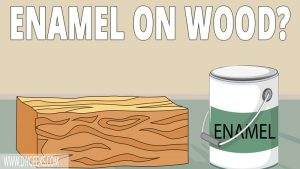 Enamel is a durable paint. Most of the time enamel is used for outdoor surfaces. But, can enamel paint be used on wood? Yes, it can.