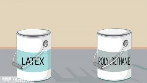 Most of us have latex and polyurethane paint somewhere laying around. So, can you mix latex and polyurethane paint? Yes, you can. But, they need to have the same base.