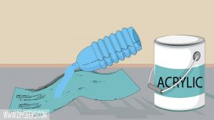 Acrylic paint is mostly used on surfaces that need durable paint. But, is acrylic paint washable? Yes, but it depends on how dry it is.